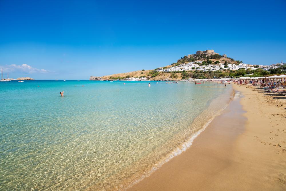 Najpiękniejsze miejsca na podróż poślubną w Europie -Rodos - zdjęcie 2