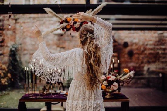sale weselne w stylu boho w Polsce