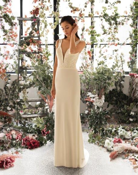 najpiękniejsze suknie ślubne - Metropolitan