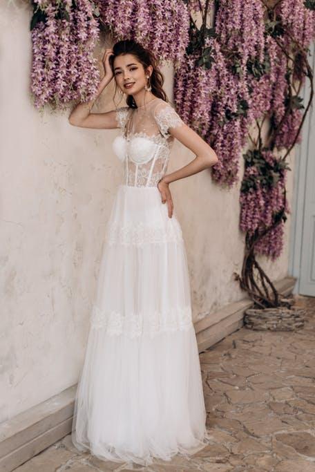 najpiękniejsze suknie ślubne - Love Story