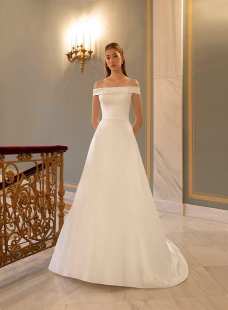 najpiękniejsze suknie ślubne 2020 - OreaSposa