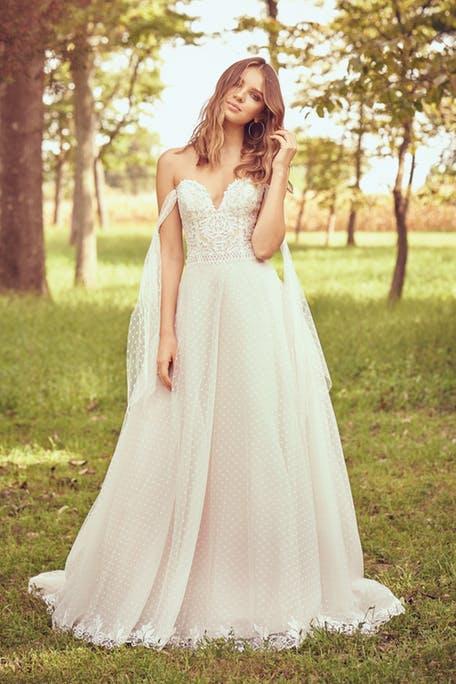 suknie ślubne 2020 - Lillian West