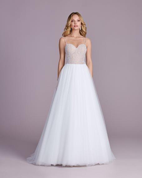 najpiękniejsze suknie ślubne 2020 - Elizabeth Passion