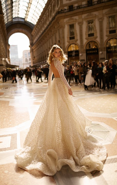 najpiękniejsze suknie ślubne - Berta Bridal