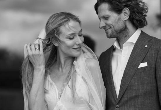 Natalia Klimas wzięła ślub - okładka