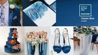 wesele w kolorze roku 2020