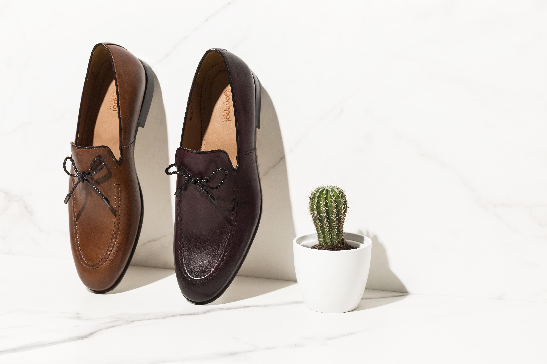 Nietypowe buty ślubne dla niego - loafersy1
