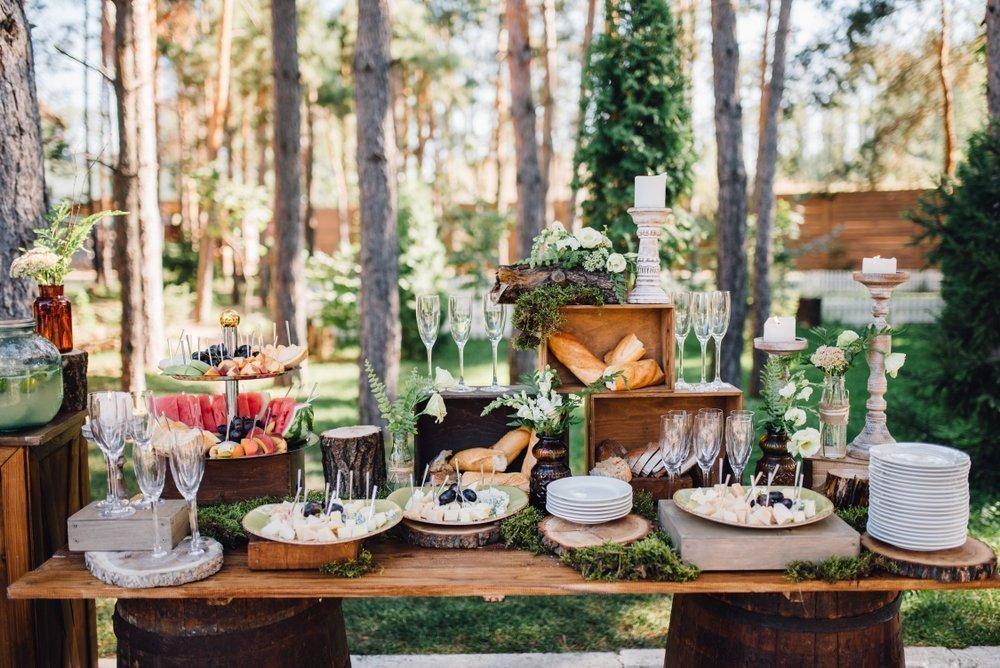 Trendy ślubne 2020: kreatywne menu weselne