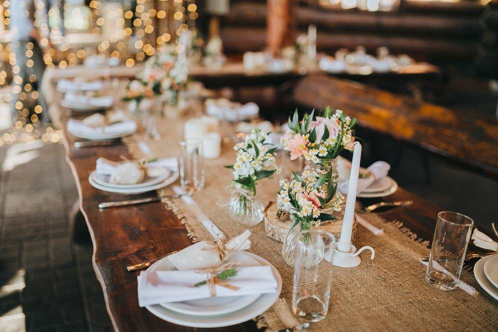 Trendy ślubne 2020: ekologiczne wesele