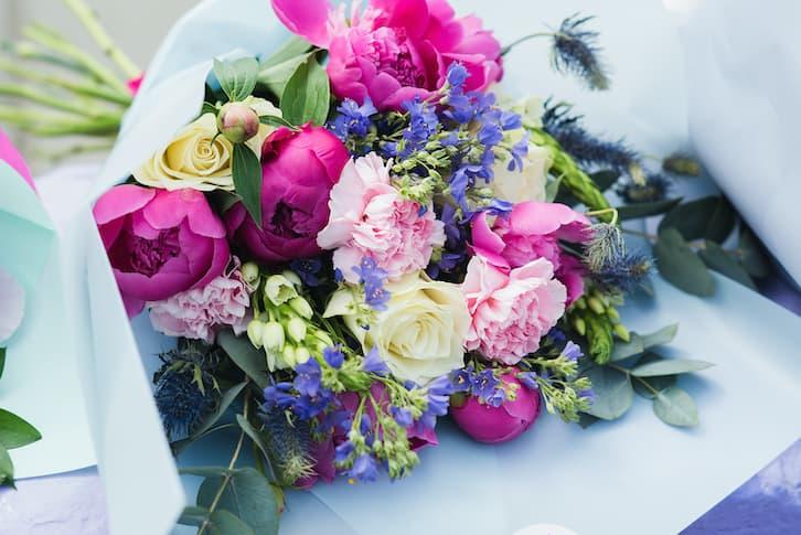 organizacja ślubu i wesele kwiaty na ślub