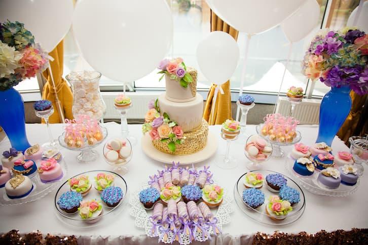 organizacja ślubu i wesela tort weselny
