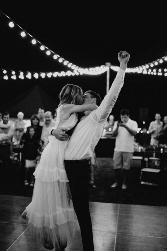 ostatni taniec na weselu romantycznie