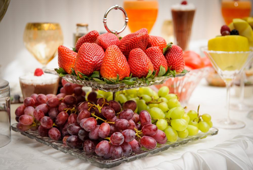 owoce na weselu - zdjęcie 3