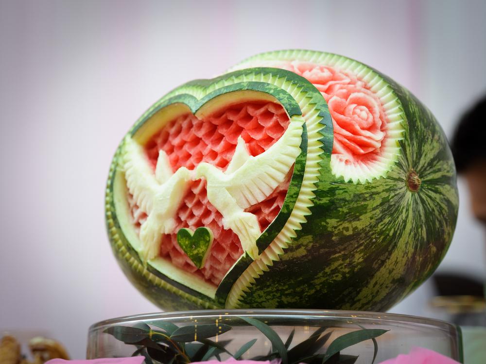 owoce na weselu - zdjęcie 4