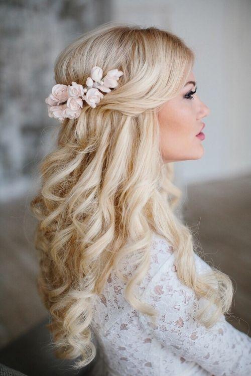Fryzury ślubne Z Ozdobami Akcesoria Do Włosów Dla Panny Młodej