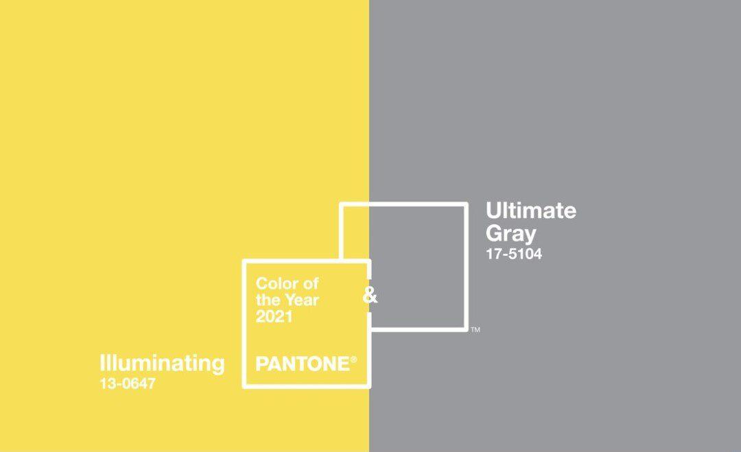 trendy ślubne 2021 kolory Pantone