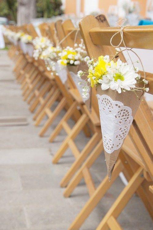papierowe dekoracje weselne - zdjęcie 8