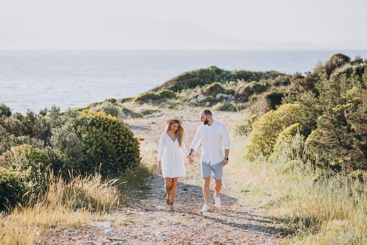podróż poślubna wyspa