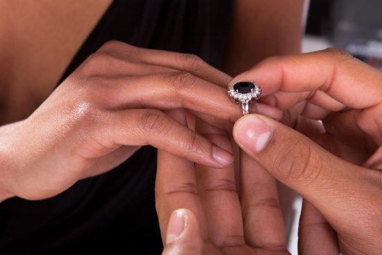 Pierścionek zaręczynowy - 5 powodów by wybrać Topaz! - zdjęcie 7