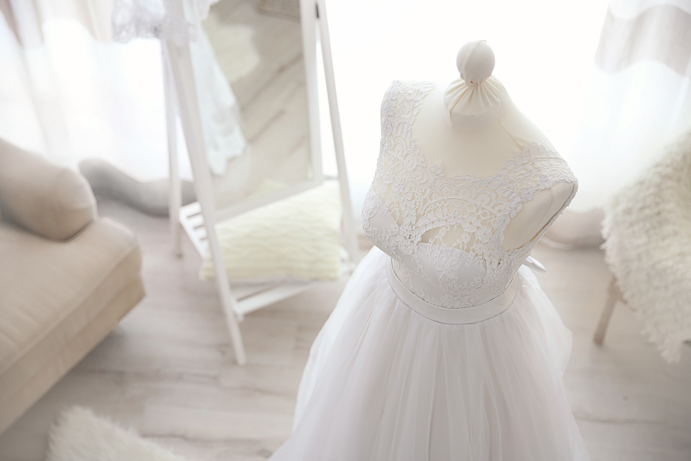 Pierwsza wizyta w salonie sukien ślubnych - zdjęcie 2