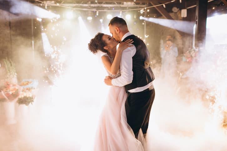 przygotowania do ślubu pierwszy taniec