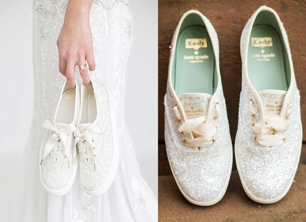 Płaskie buty do ślubu - zdjęcie 4