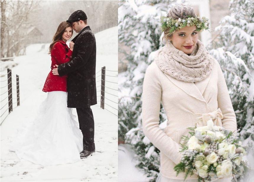 łaszcz do sukni ślubnej - zdjęcie 8