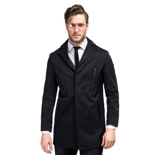 Płaszcze dla Pana Młodego na jesienne wesele - 5 propozycji