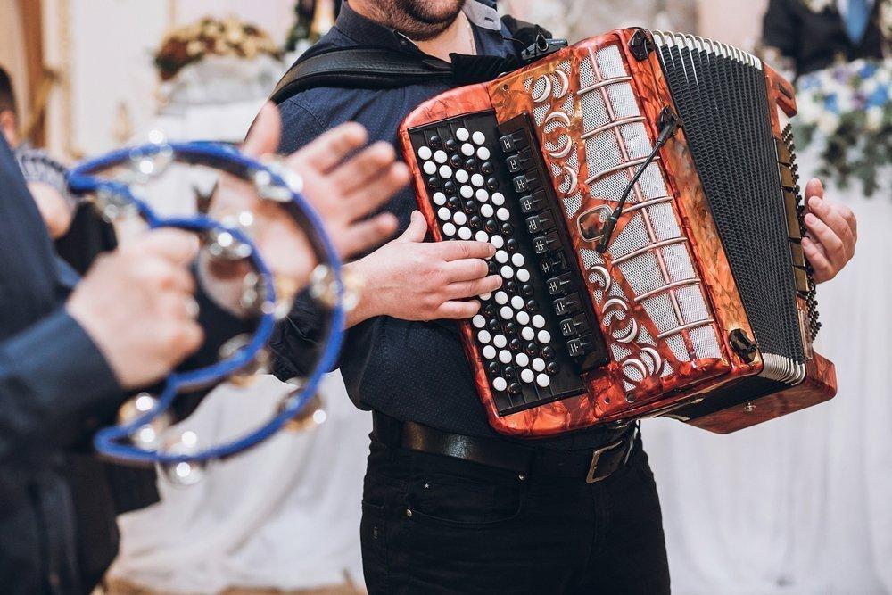 biesiadne piosenki weselne na akordeon