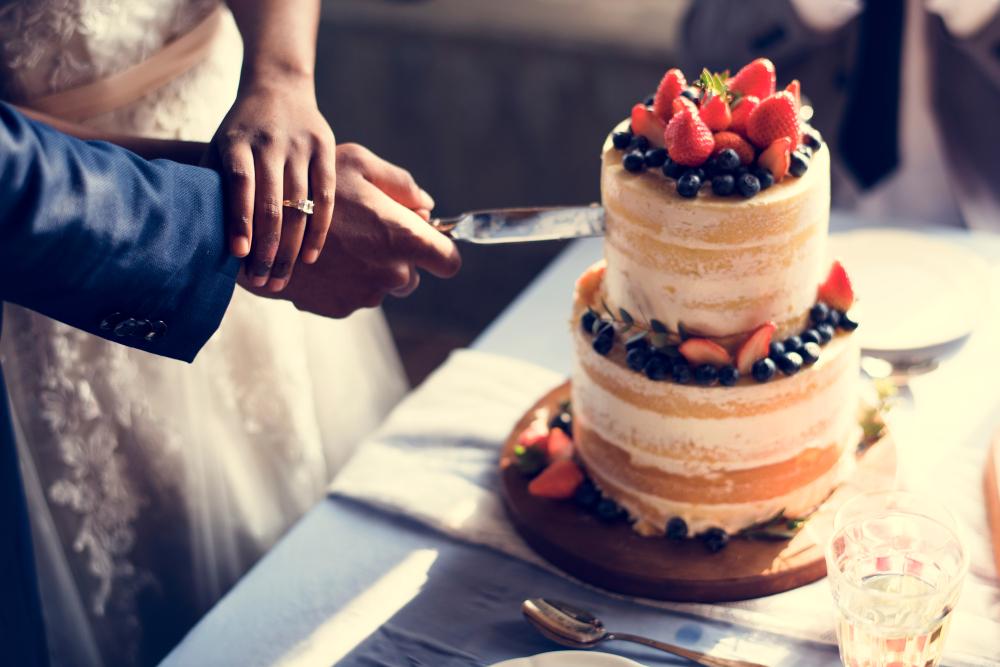 Kiedy podaje się tort weselny - zdjęcie 2