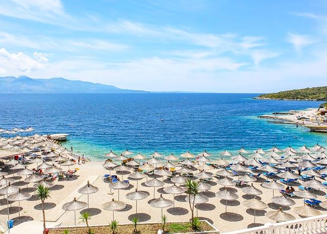 Podróż poślubna - Albania 1
