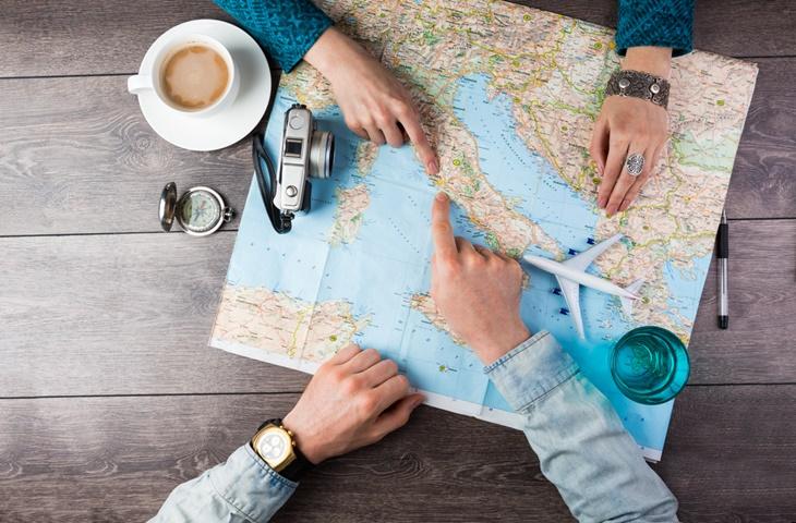 Podróż poślubna - dlaczego warto pojechać z biurem podróży - zdjęcie 1