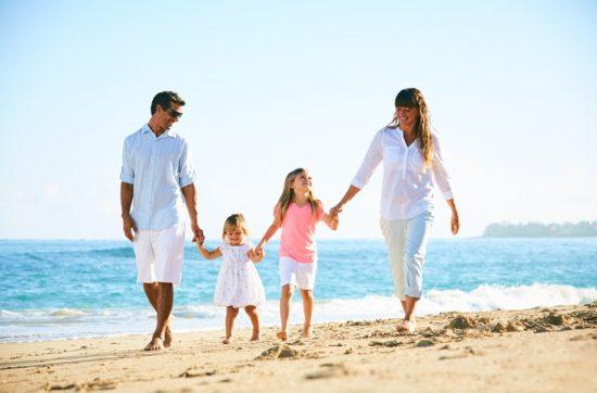 Podróż poślubna z dzieckiem