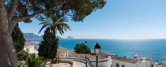 podróż poślubna Hiszpania - Costa Blanca