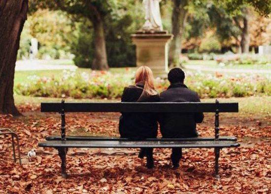 Podróż poślubna jesienią
