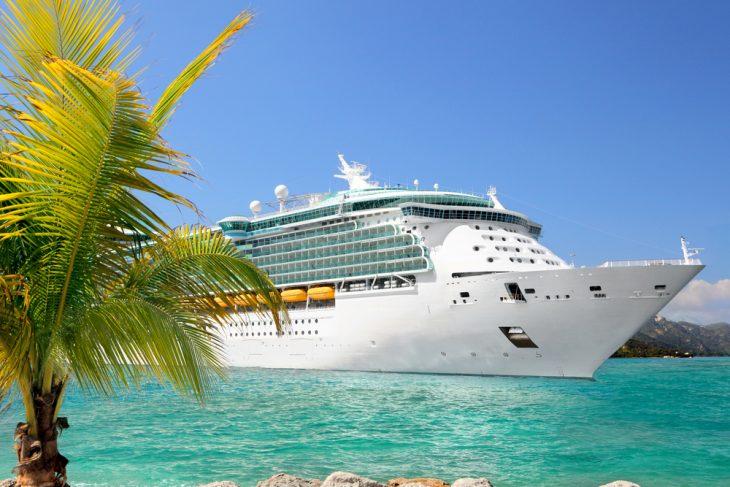 Podróż poślubna na statku