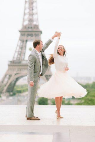Podróż poślubna – Paryż