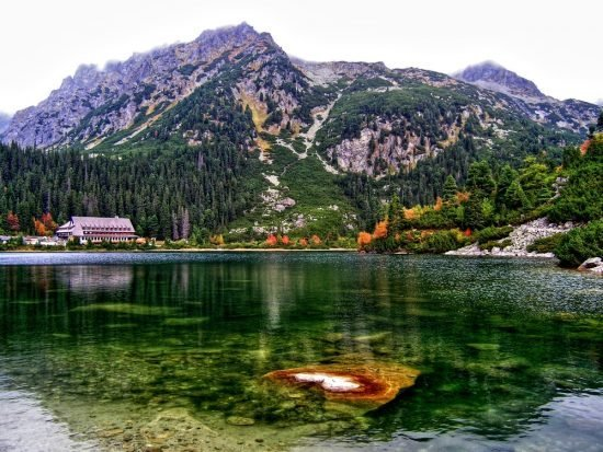 Podróż poślubna w polskich górach - Tatry