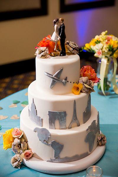 podróże jako motyw przewodni wesela - zdjęcie 1