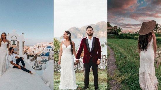 Podróżna poślubna dookoła świata