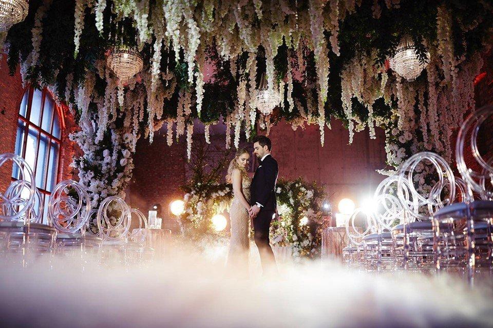 dekoracje weselne - Agnieszka Winnicka