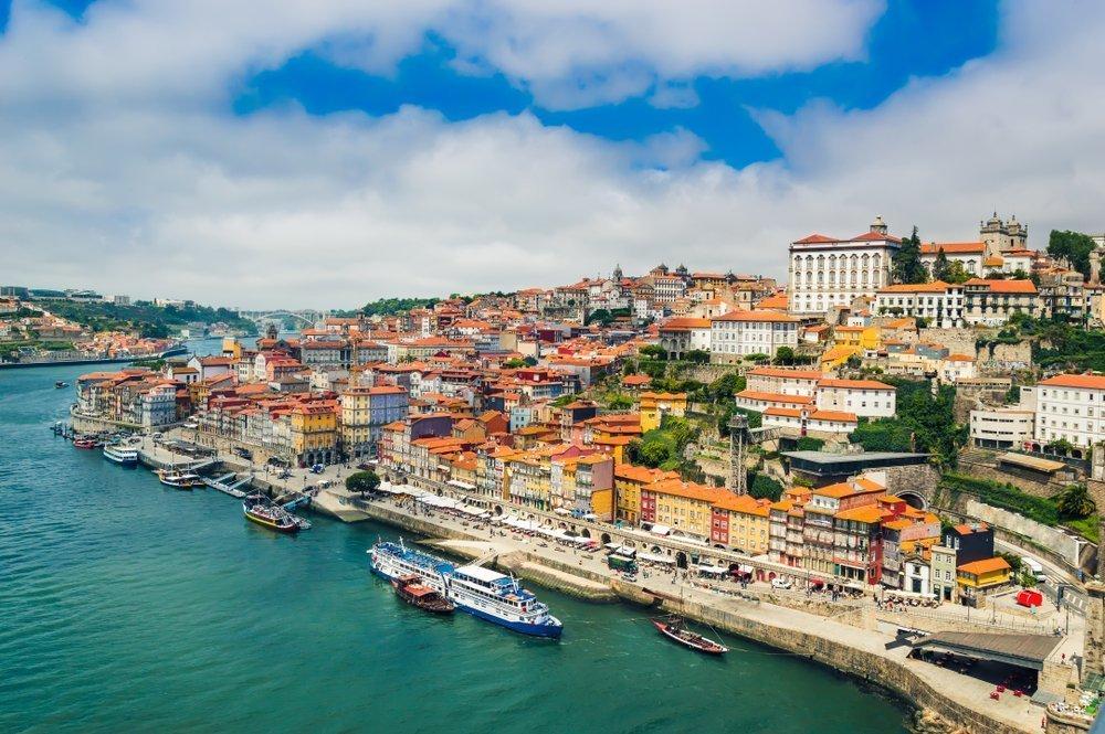 Podróż poślubna - Portugalia, Porto