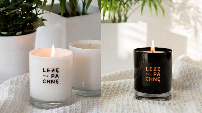 prezent dla świadkowej - świece zapachowe