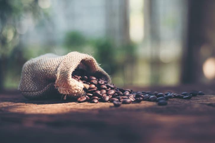 prezent ślubny kawiarka
