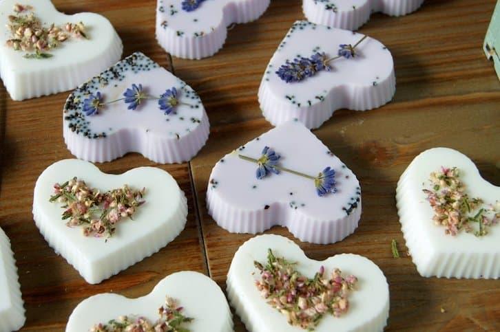 mydełka lawendowe wesele