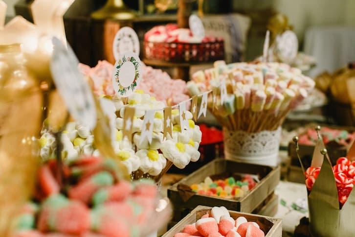 słodycze wesele