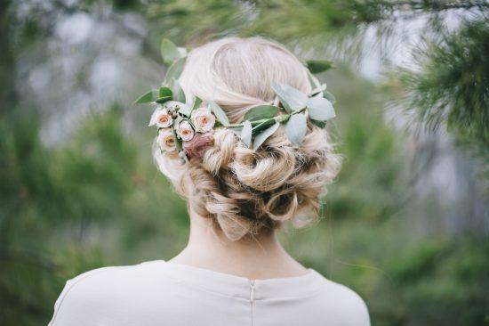 Próbna fryzura ślubna - zdjęcie 7