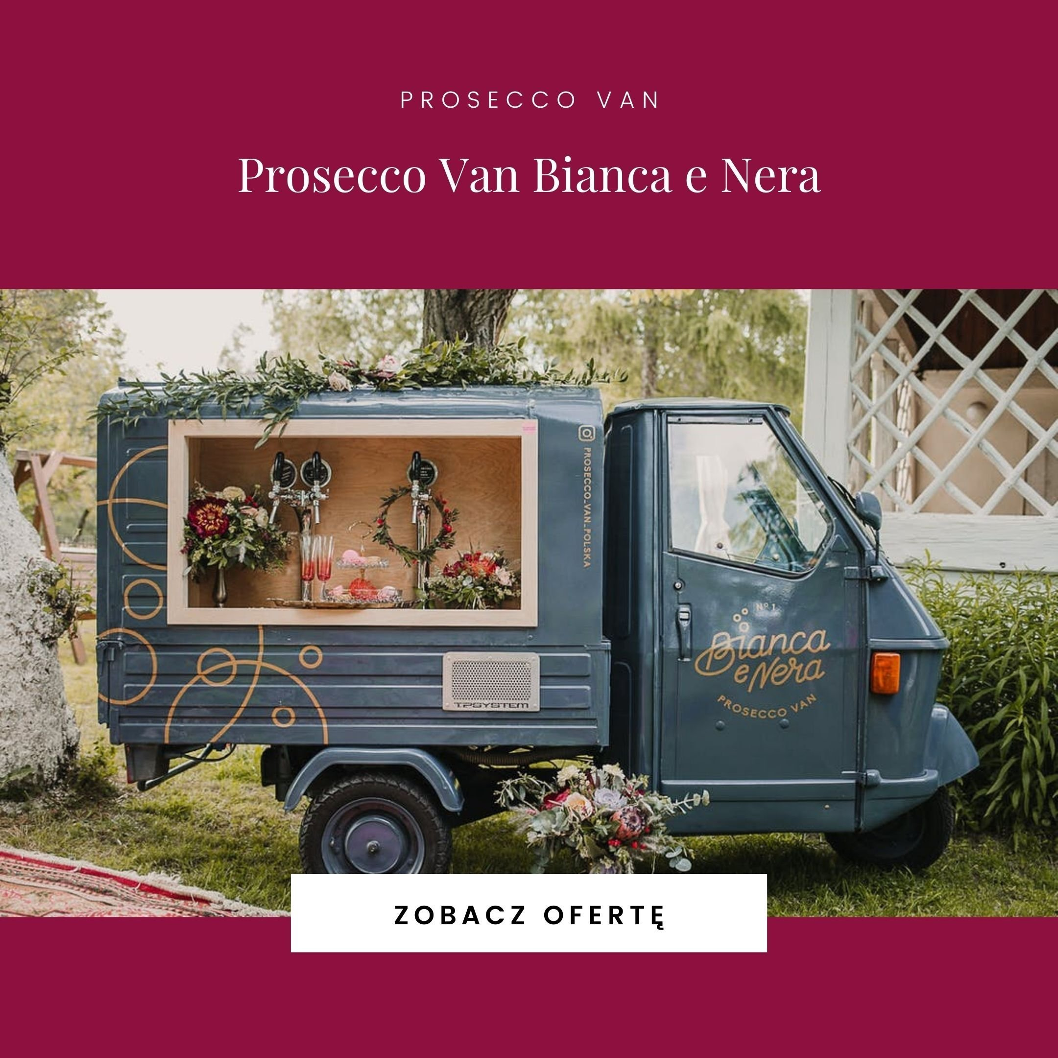 Prosecco Van Bianca e Nera