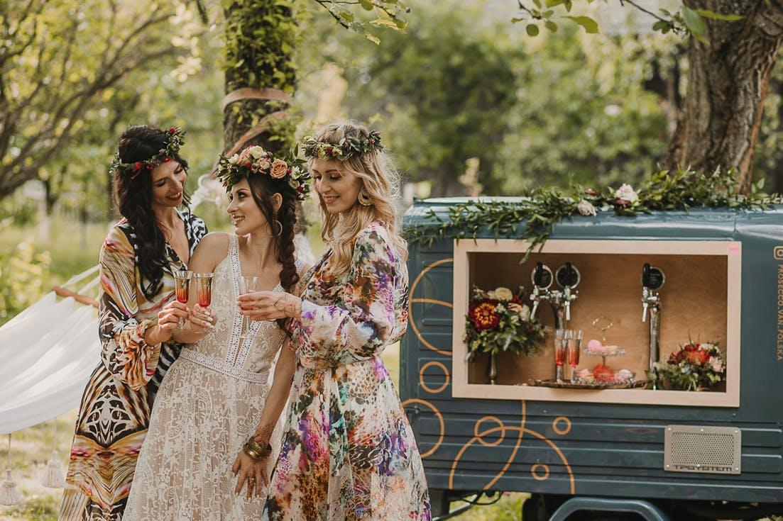 wino musujące na wesele