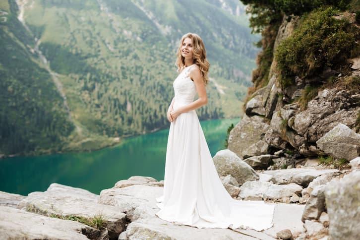 przesądy ślubne biała suknia ślubna